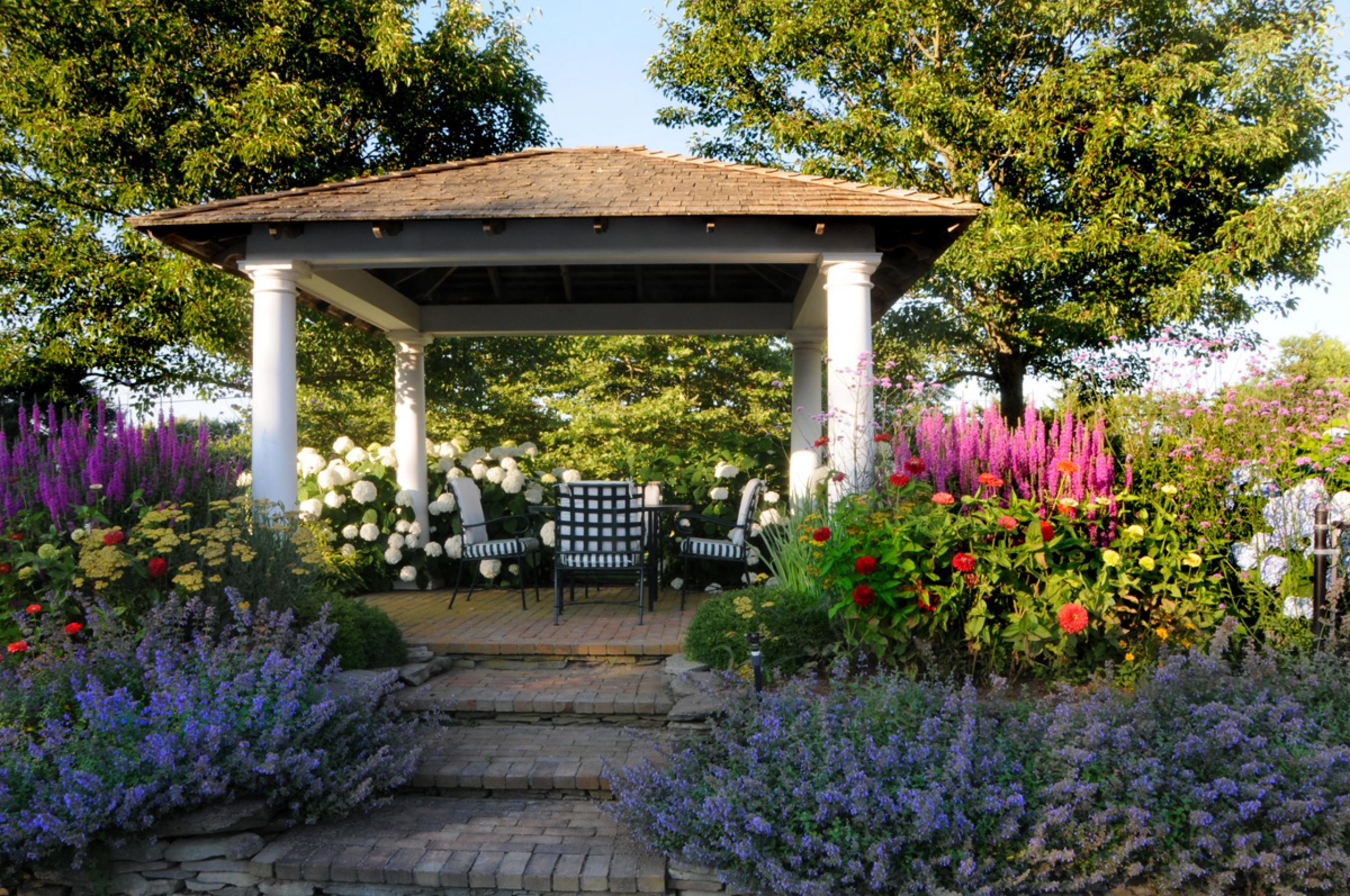 Landscape U0026 Garden Design Services | Harmonia Inc.
