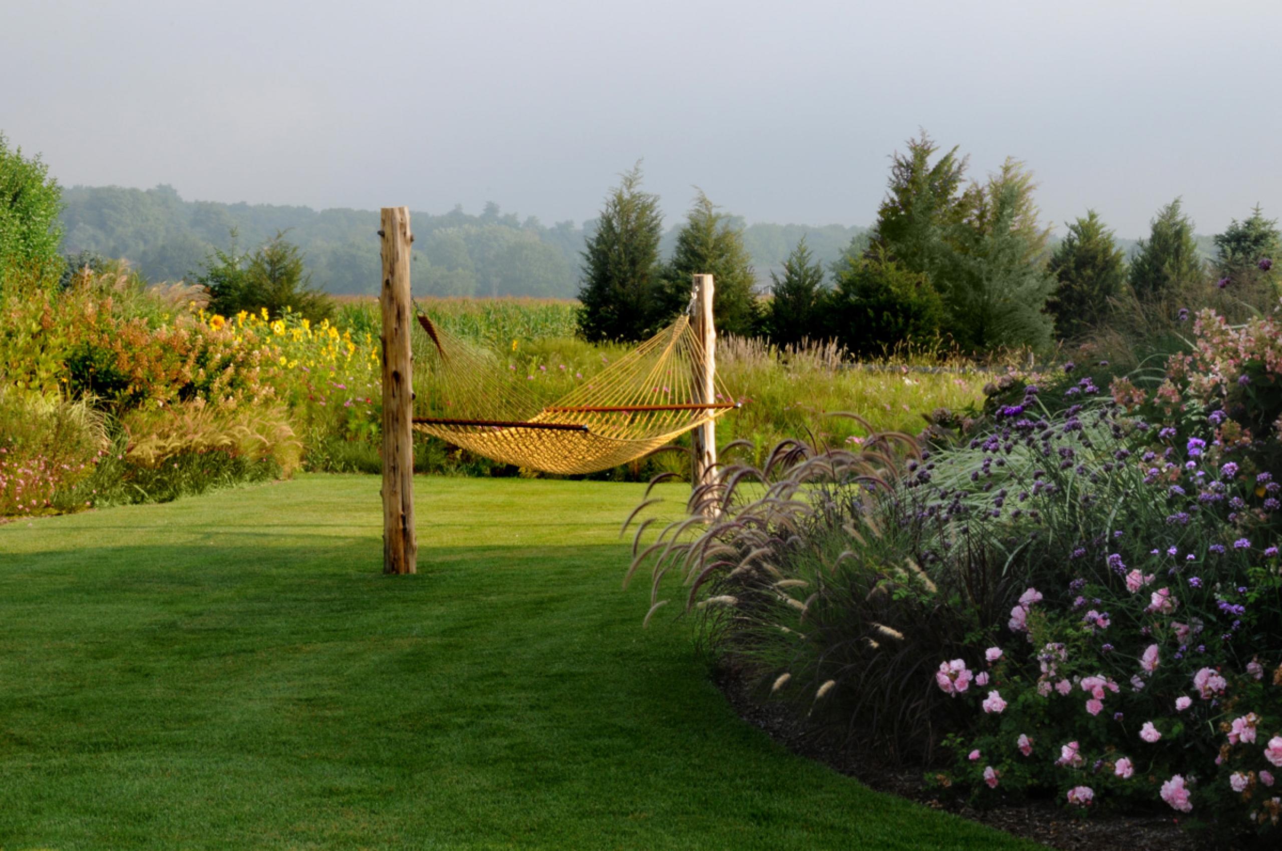 Landscape Garden Design Services Harmonia Inc